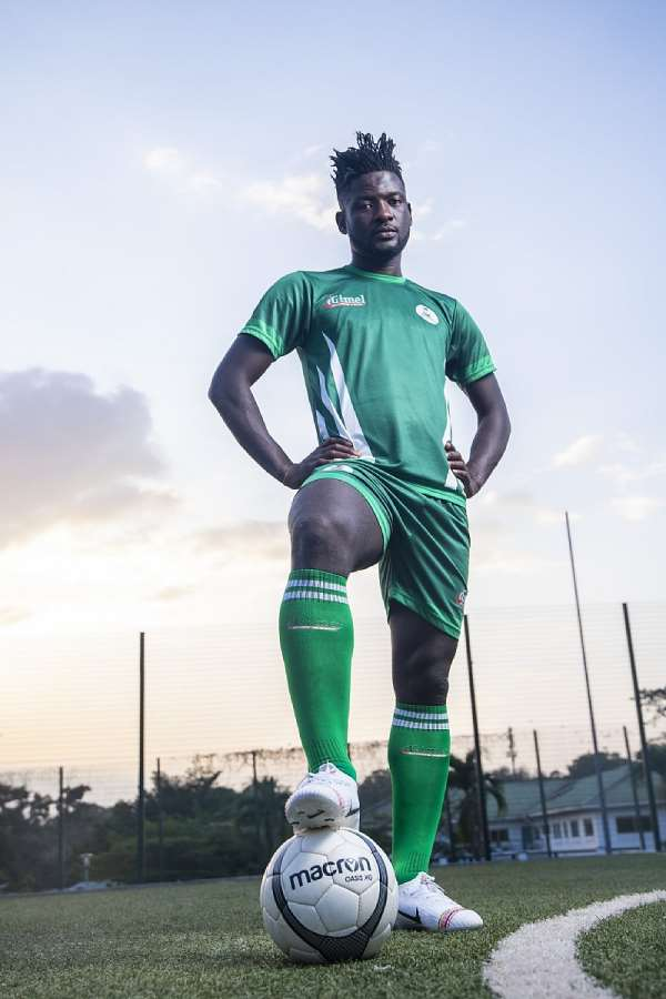 OFFICIAL: King Faisal Re-Sign Striker Sulley Mohammed To Bolster Squad