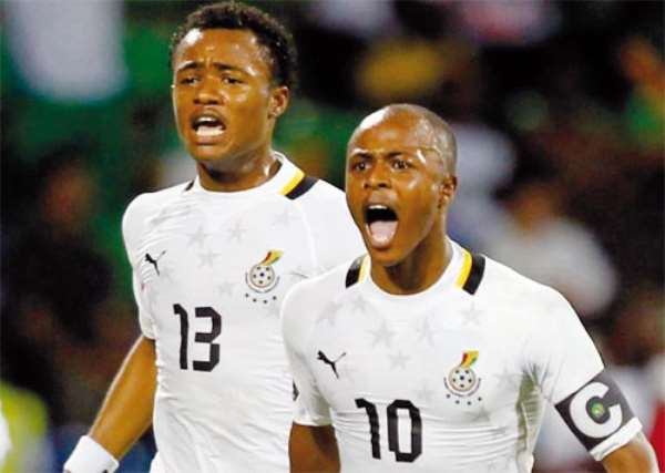 Richard 'Olele' Kingson Excited With The Return Of The Ayew Brothers