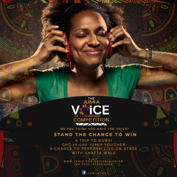 Jumia Voice Competition Extended To November 30th