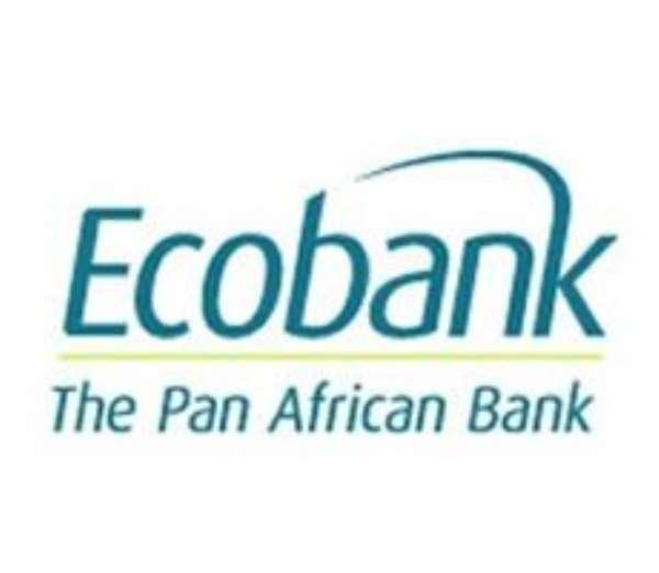 ECOBANK Emerged AGI Bank Of The Year
