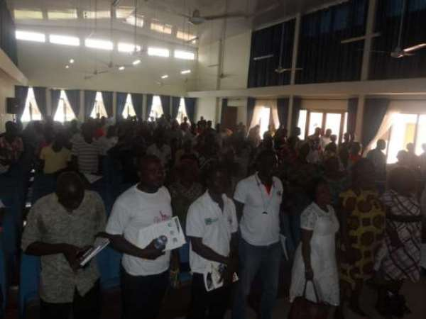 TUC Engages Informal Sector