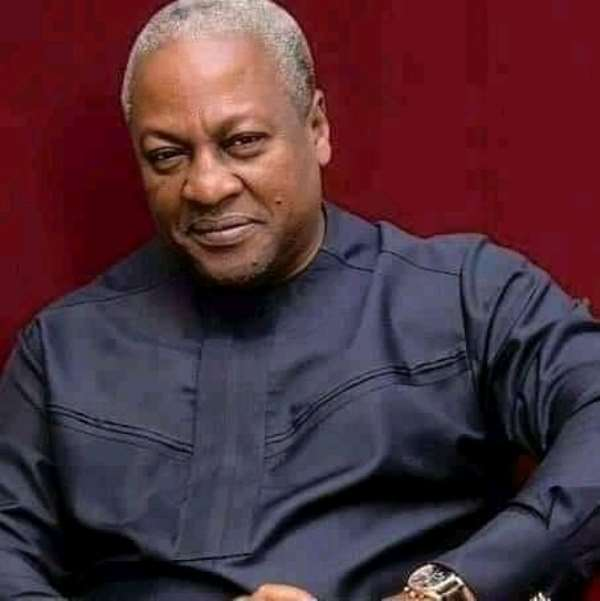 Changing The Political Discourse in Africa-Using The Mahama Example