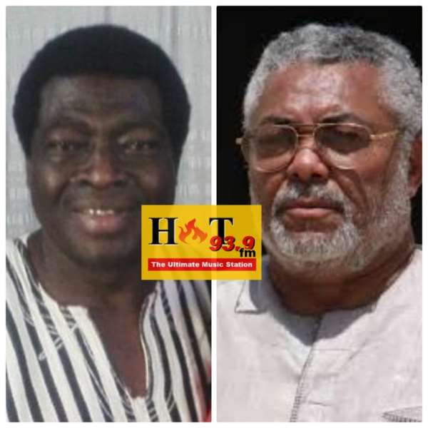 It's Right To Rename UDS After Late Rawlings—Professor Agyanim