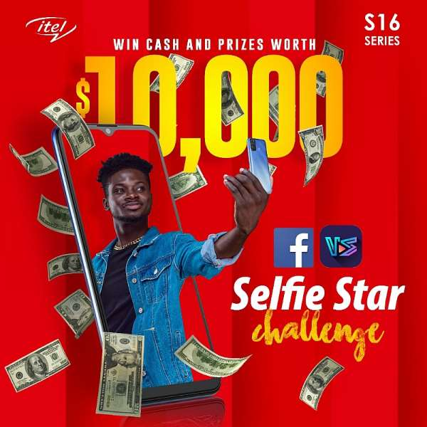 itel Launches Selfie Star Challenge For Fans To Win Cash, Phones
