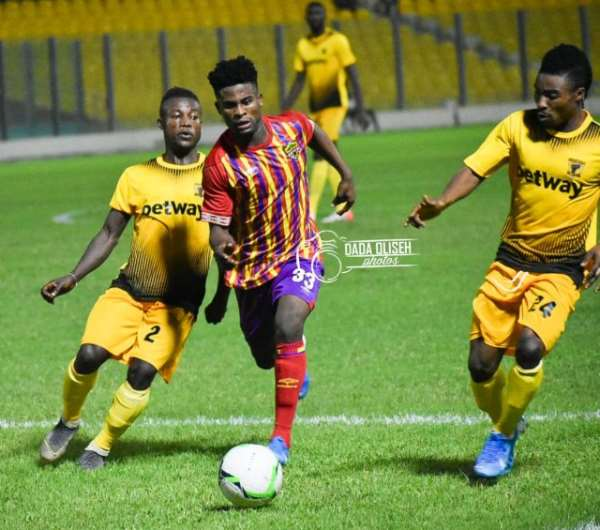 Ghana Premier League: Hearts of Oak., Ashgold Matchday 2 Game Rescheduled