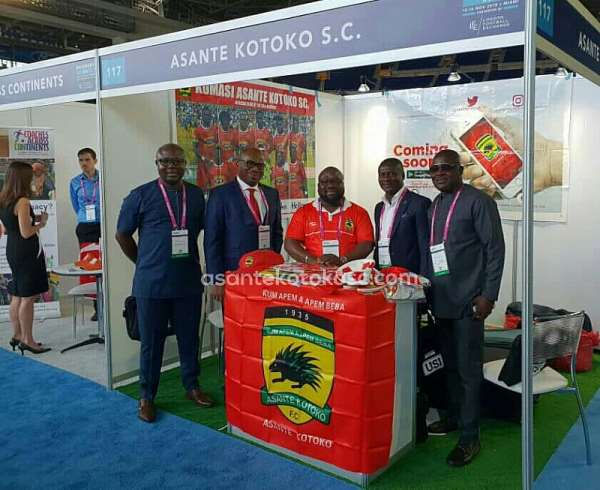 Asante Kotoko Hope To Benefit Immensely From Soccerex Trip - Club's Policy Analyst Amo Sarpong