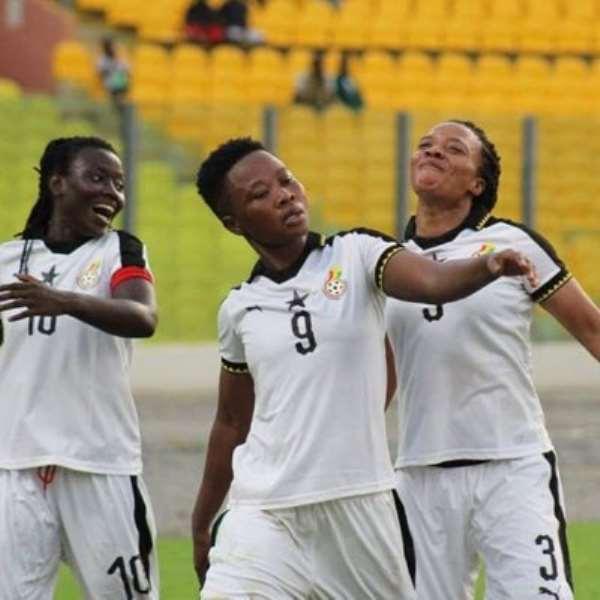 AWCON 2018: Black Queens Pip Algeria In Opener