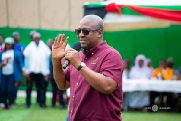 John Mahama Charged NDC Delegates To Vote Competent And Trustworthy Executives