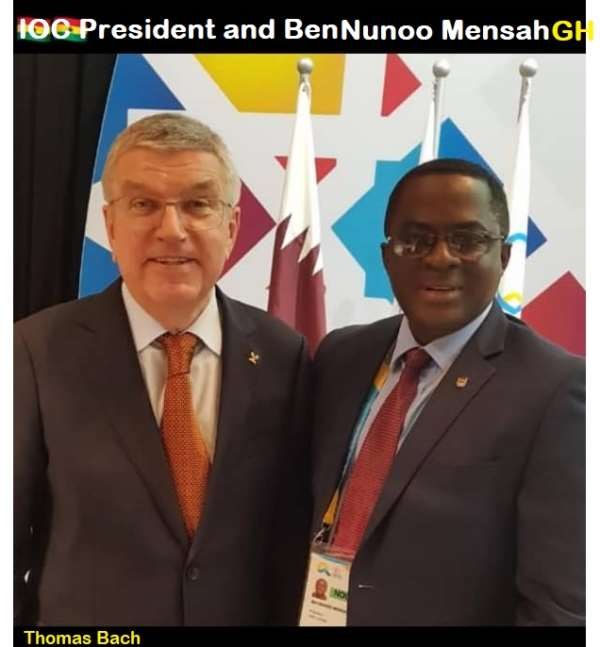 IOC Consoles GOC And Ghanaians On Loss Of Former President Rawlings