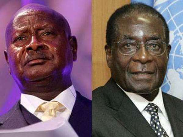 What Happened To Mugabe Could Happen To Any Dictator Including Museveni