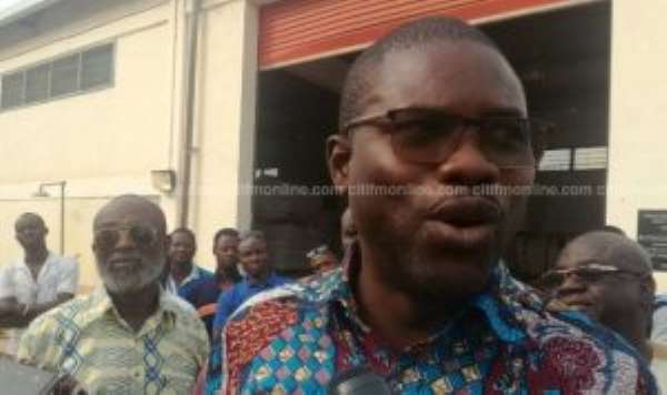Water Shortage In Accra Blamed On Power Cuts