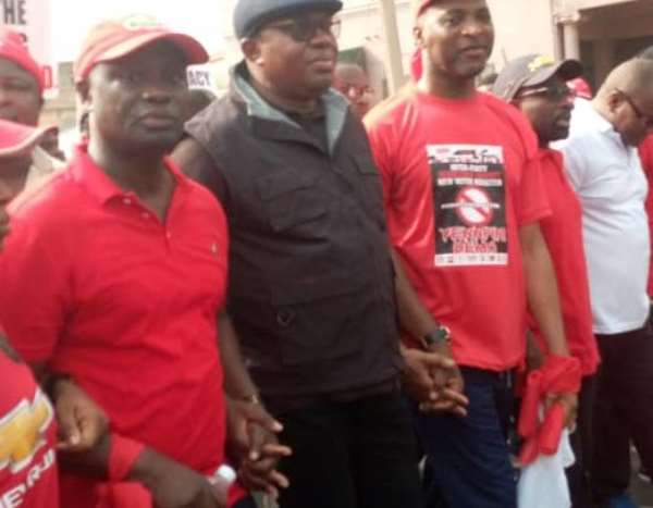 Rawlings' Death: NDC To Embark On Probity, Accountability March Next Week