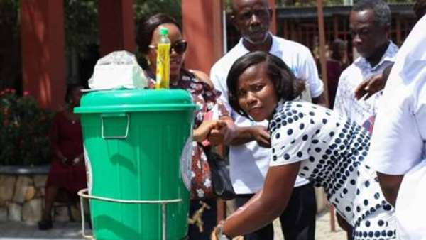 Photo Credit: Greater Accra Metropolitan Area (GAMA) Sanitation and Water Project