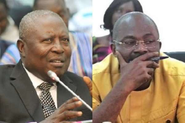 [Full Text] I Never Visited Germany — Amidu Rubbishes Ken Agyapong 'Lies'