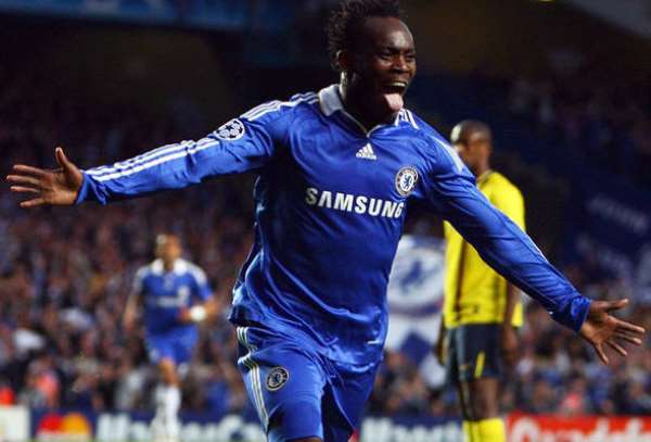 Michael Essien Elated To Be Named In Chelsea Team Of The Decade