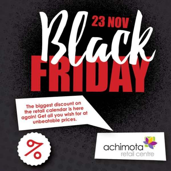 Achimota Retail Centre: The Command Centre For 2018 Black Friday