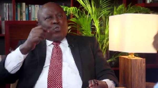This Martin Amidu Man Is A Blatant Liar!