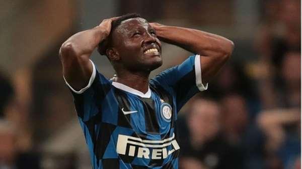 Inter Milan Searching For Back Up For Kwadwo Asamoah