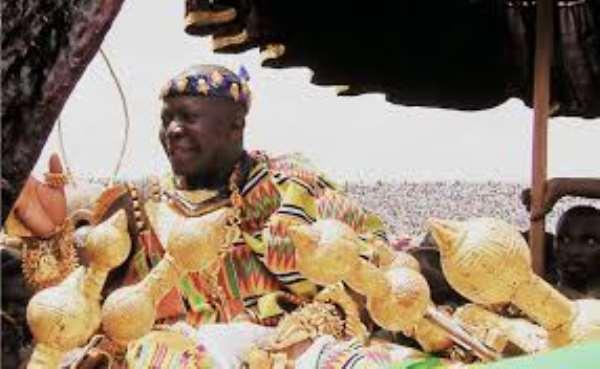 Asanteman Council Imposes Curfew On Kumasi For Asantehemaa's Funeral Dec. 9th