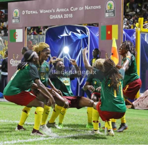 AWCON 2018: Cameroon Beat Algeria To Qualify For Semi-Final