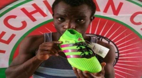 Techiman City star Baba Mensah close to joining Aduana Stars - report
