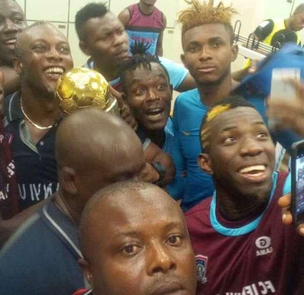 Yaw Preko hopes to land substantive Ifenyi Ubah coaching job with Super Cup success