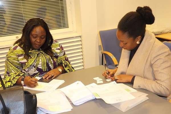Ghana Embassy In Copenhagen Kick-Start Mobile Consular Service In Finland