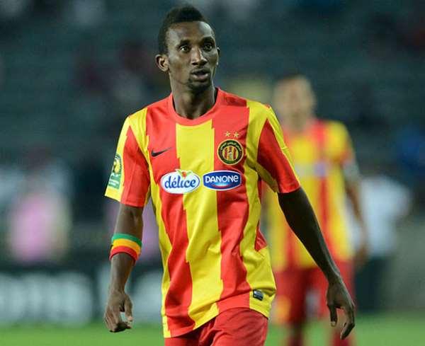 Harrison Afful Hopes Former Side Esperance Wins CAF CL First Leg Clash Against Al Ahly