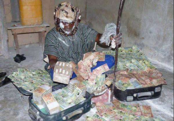 Recruit Money Making Mallams, Fetishes And Prophets Into The Central Bank Of Ghana