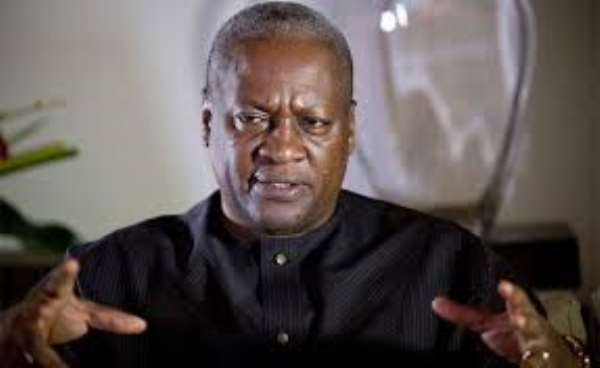 Voting Against Mahama In 2020 Election Is A No-brainer!