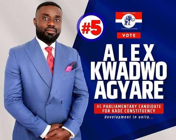 Can you hear me, Hon. AlexKwadwo Asare of Kade Constituency ? (Part 1)