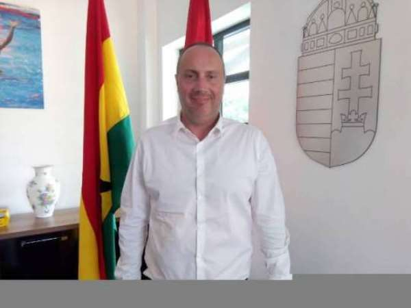 Foreign Affairs And Trade Minister Of Hungary Expected In Ghana