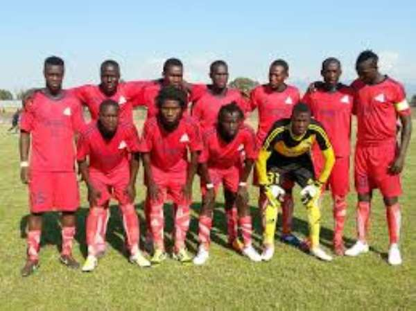 Cape Coast Venomous Vipers Qualifies For Division One