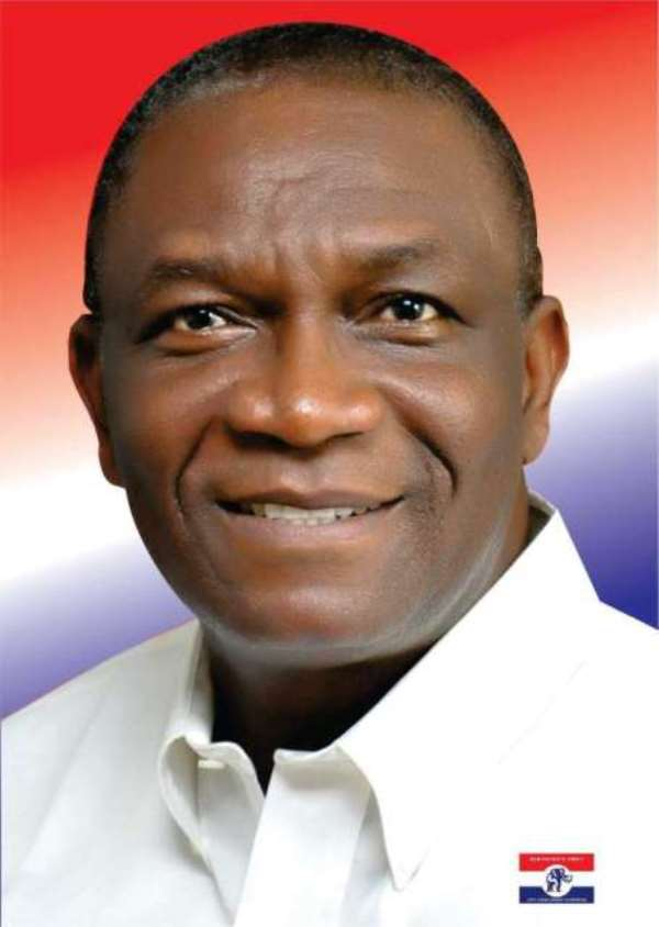 More Tributes Pour In For The Late MP Agyarko