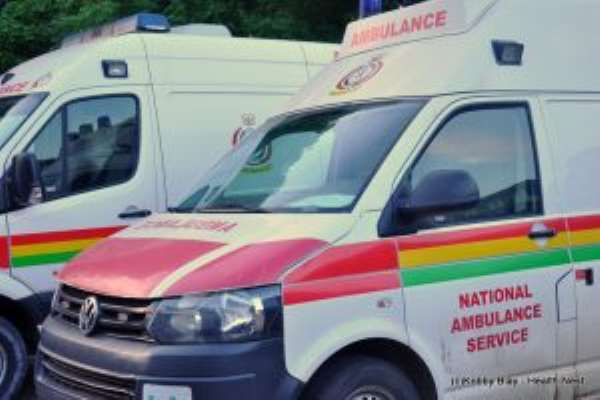 Thank You for Ambulances that Really Move, President Akufo-Addo!