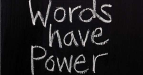 Words with no power are useless