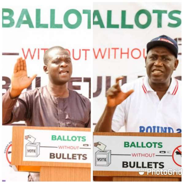 Offinso North: Small Arms Commission Engages Parliamentary Aspirants For Peaceful Election