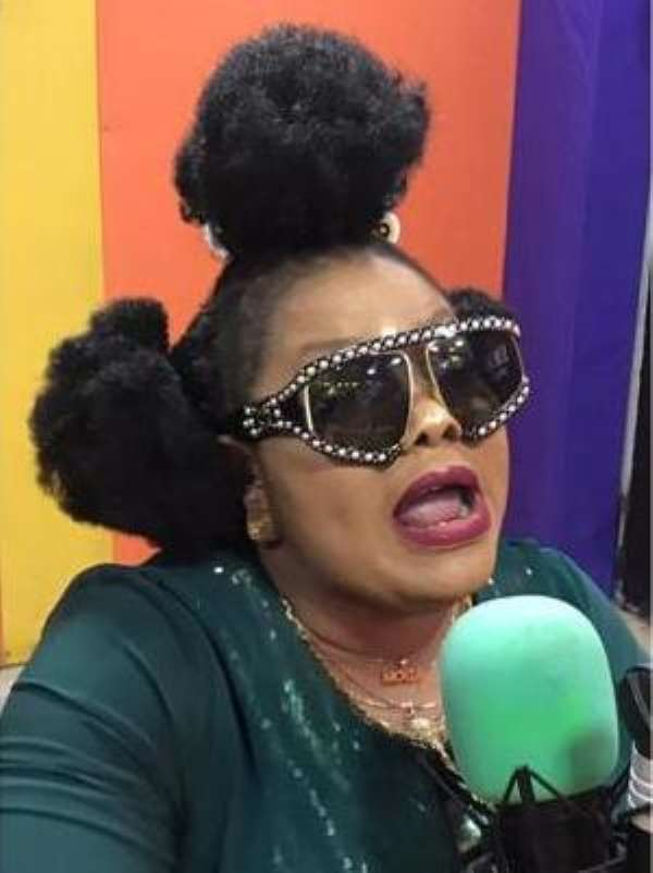 Watch Video: Nana Agradaa list popular male pastors Opambour has slept with