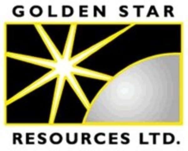 Golden Star Resources For Environmental & Social Responsibility Award