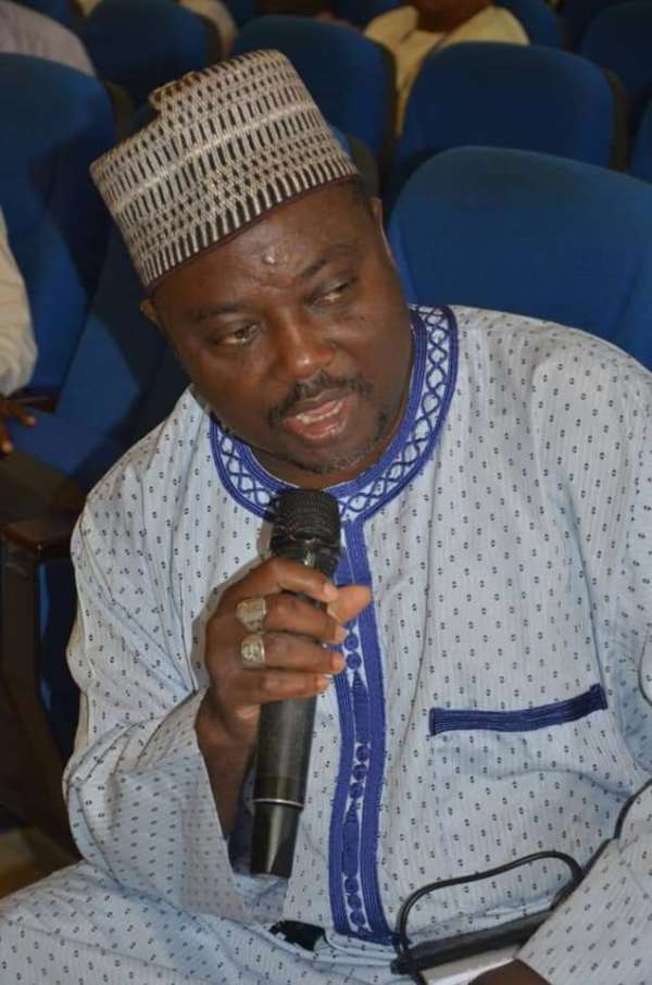 Prospect of a New Nigeria is certain - Dr. Suleiman