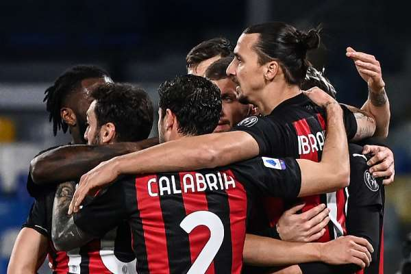 AC Milan superstar Zlatan Ibrahimovic out of action for 2 weeks