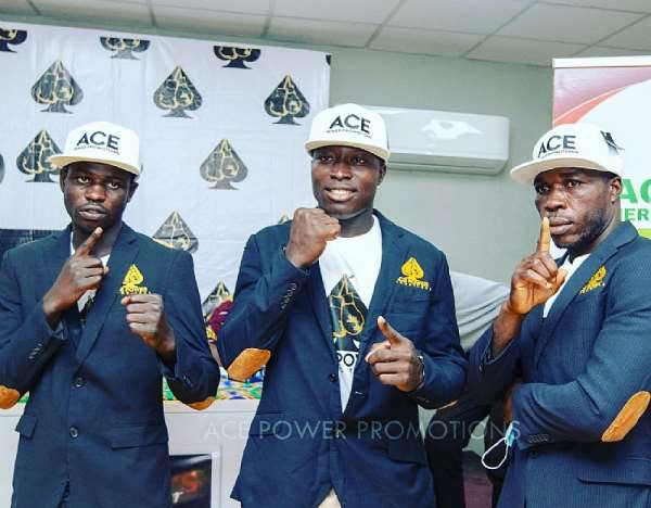 Ace Power Promotions To Stage Post Covid-19 Boxing Contest On Nov. 29