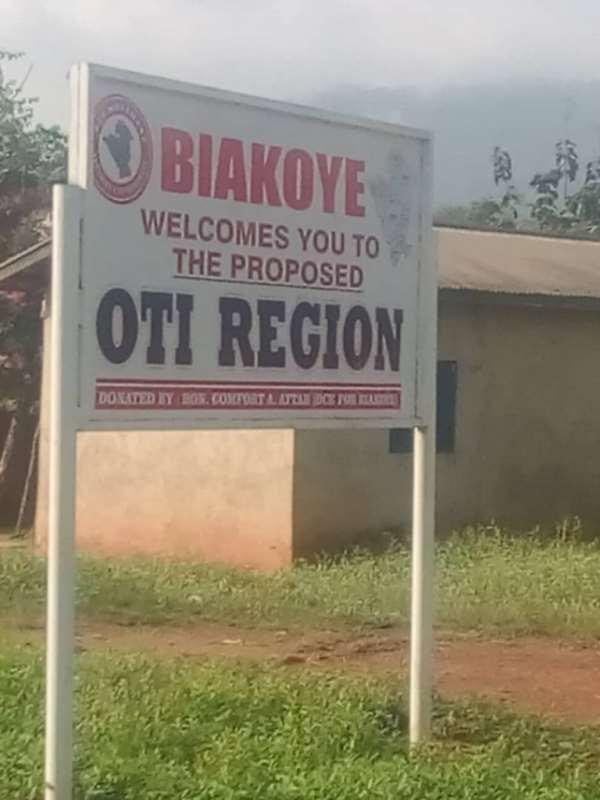 Oti Regional Minister Inaugurates Joint Consultative Committee