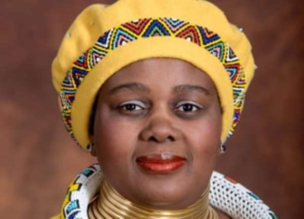 South Africa's Tourism Minister to visit Ghana