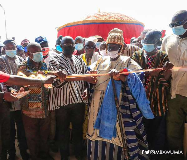 Tolon District Hospital Formally Commissioned For Use