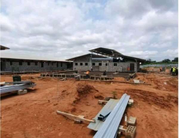 NDC Exposes NPP Attempt To Commission Uncompleted Somanya Hospital
