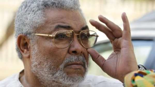 Rawlings' Family Welcome Gov't Decision To Rename UDS After Him Despite Rawlings Rejection