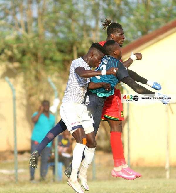 Big Blow For Asante Kotoko As Scan Confirm Felix Annan Has Muscle Tear In Right Thigh