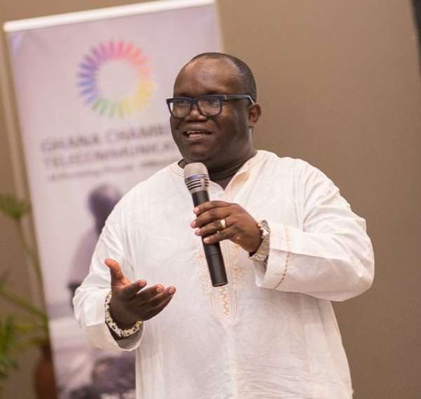 Telcos Pay GH¢3.2 Billion In Taxes, Other Remittances To Gov't In 2019 — Telecom Chamber