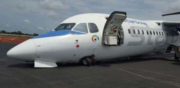 Emergency Operation Centre Of Kotoka Confirms Starbow Airline Accident
